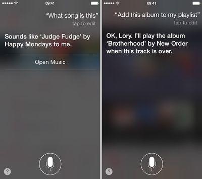 Apple Music and Siri 2