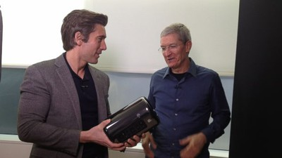 Tim Cook ABC Interview