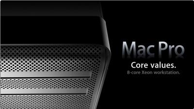 MacPro8core 400