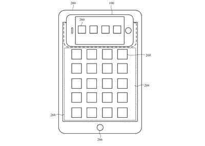 device inductive charging patent iphone on ipad apps