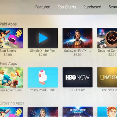 apple tv top charts