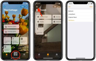 how to add zones to home app 1