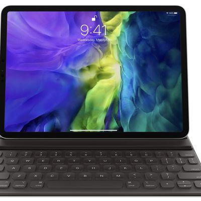 smart keyboard folio 2020