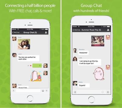 wechat app 2