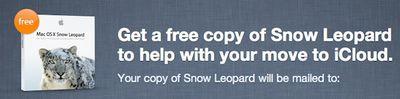 mobileme icloud free snow leopard 2
