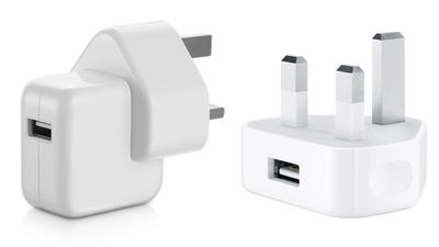 Apple chargers