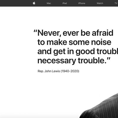 Apple Home Page John Lewis e1595206225157