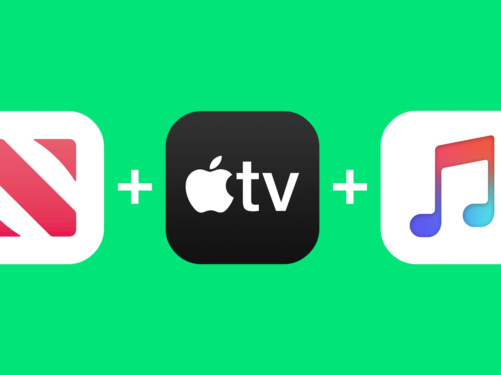 Apple to Launch Bundled Subscription Services Called 'Apple One' - MacRumors