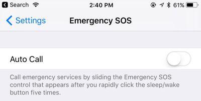 emergencysosautocall