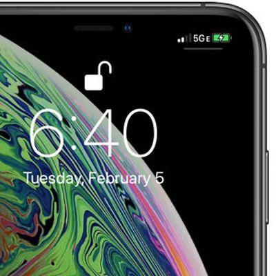 att 5ge iphone