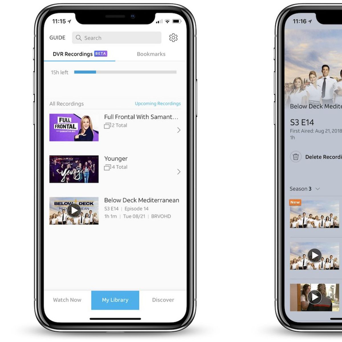 Will New Directtv Now Dvr Be Released By Christmas 2021 Directv Now Ending Public Beta For True Cloud Dvr Will Launch Paid Higher Storage Tiers Soon Macrumors