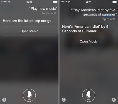 Apple Music and Siri 3