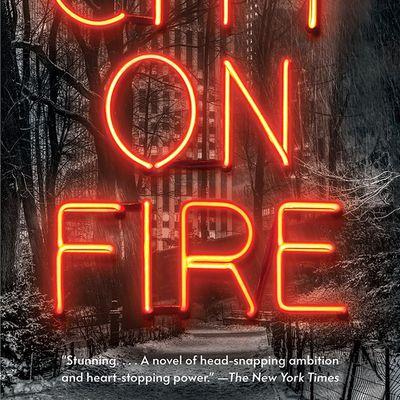 city on fire novel