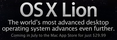 os x lion advances even further