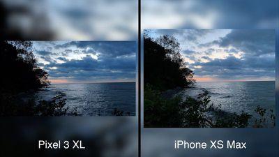 iphonexsmaxpixel3xllowlightlandscape