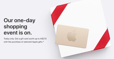 black friday apple au nz