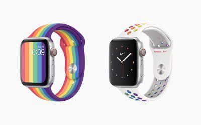 apple watch pride sport bands 2020