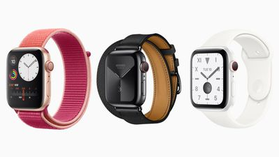 apple watch series 5 studio