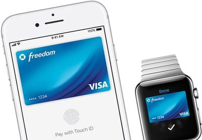 apple pay duo
