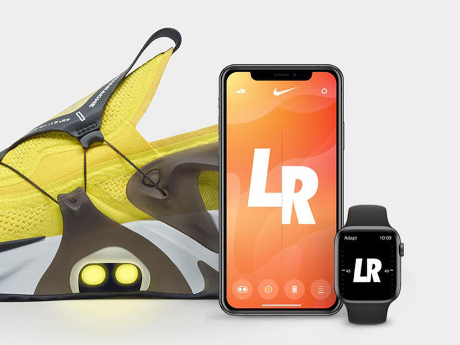 Nathaniel Ward Guerrero consenso  Nike's New Shoes Support Siri Shortcuts and Apple Watch, Letting You Adjust  Fit With Your Voice - MacRumors