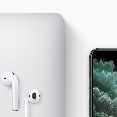 macbook airpods iphone