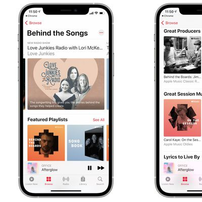 apple music hub
