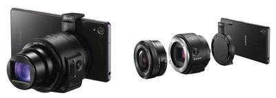 sony-smartphone-Lens-Style Camera