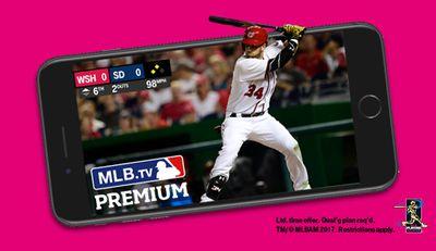 MLB TV iPhone