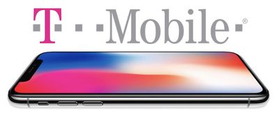 iphone x t mobile