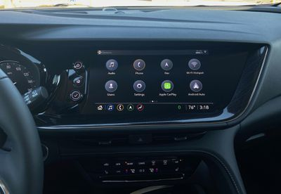 buick envision 2021 home