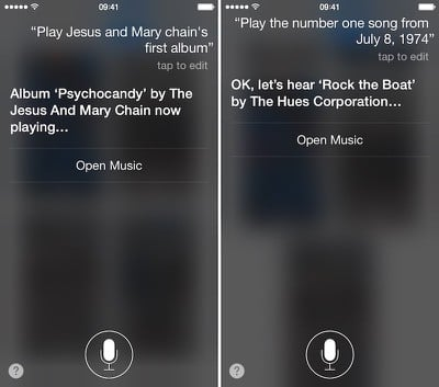 Apple Music and Siri 4
