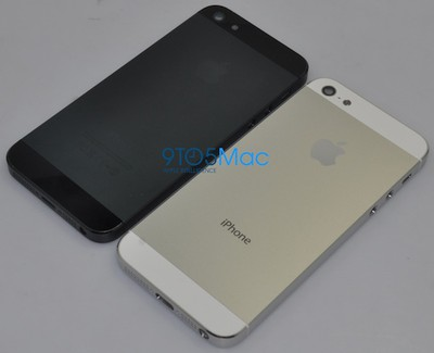 iphone 5 black white rear casings