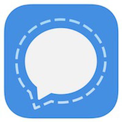 signal app icon 3