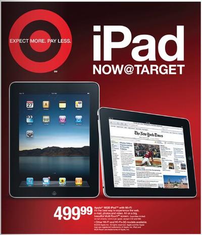 092936 ipad target ad