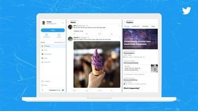 twitter tweetdeck redesign