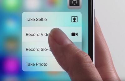 3d touch iphone zoom
