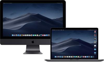 imac pro macbook pro 2018