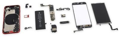 ifixit iphone se teardown 2020