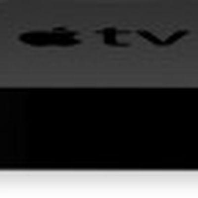 apple tv black