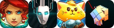 app store games holiday sales