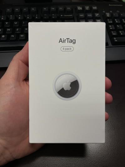 airtags in box 2