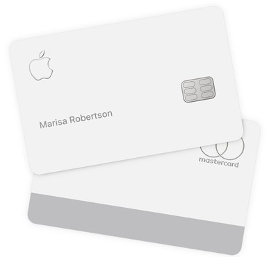apple card front back