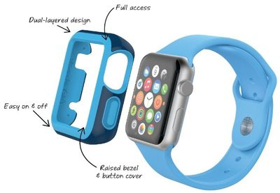 Speck HighRes CandyShell Watch