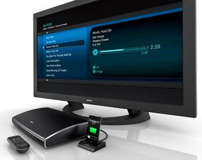 Bose VideoWave Entertainment System