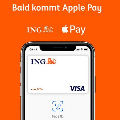 apple pay ing germany