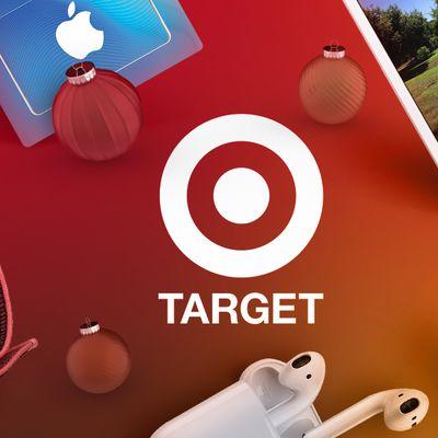 Target November Deals Apple