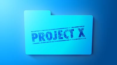 project x feature blue