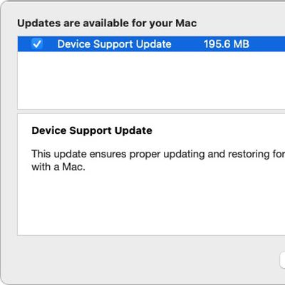 Device Software Update
