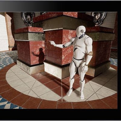 iPad Unreal Engine 4