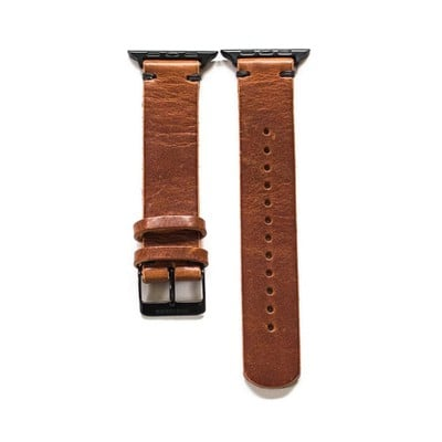 southern straps brown leather band 2